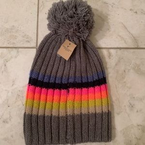 American eagle winter hat